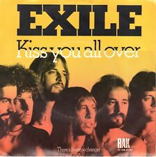 7inch EXILE kiss you all over HOLLAND 1979 EX+  (S2909)
