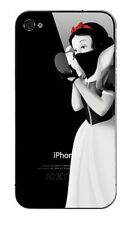 Snow White Revenge Holding Apple iPhone 4/4S Vinyl Decal Sticker