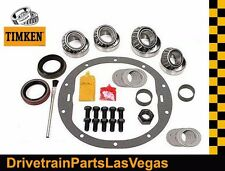 "2000-2008 GM 8.6"" GM Chevy 10 Bolt Timken Master Bearing Install Kit Best Kit"