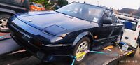 Toyota MR2 1988 SUPERCHARGER! mk1 4AGZE Manual Not Supra Mk4 Turbo Small Project