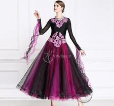 New Arrival Ballroom Dance Costumes For Women Children Girl Dance Dress B-15181