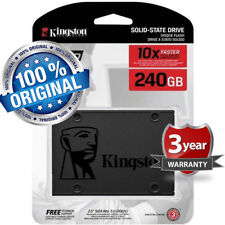 Kingston Hard drive 240GB SSD 2.5 Inch SATA3 Solid State Drive 10x Faster