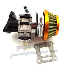 Filtre air performance carburateur pile 47cc 49 cc mini MOTO ATV Pocket Bike