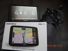 TomTom VIA 62 6 Zoll GPS Navigationsgerät - Schwarz