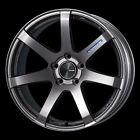 "ENKEI PF07 17x8.5"" Racing Wheel Wheels 5x114.3 Offset 35/55 Dark Silver"