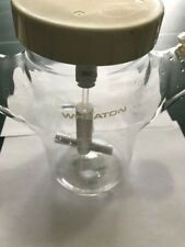 Wheaton 1 L Magnetic Spinning Glass Fermentor