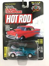 Racing Champions Hot Rod Magazine 1997 '97 Ford F-150 Pickup Die Cast 1/63 Scale