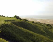 Dunes and hills of the Utah Beach D-Day landing site Normandy - New 8x10 Photo
