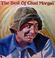 CHAD MORGAN The Best Of LP  SirH70