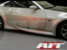 AIT Racing VS-3 FRP Side Skirts Fits 350z 03-08 N3502HIVS3SS