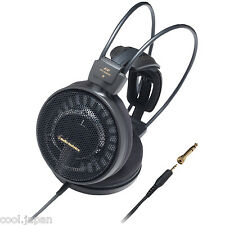 AUDIO-TECHNICA ATH-AD900X AIR Dynamic Headphones Open-Back Audiophile Black NEW