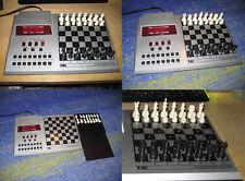 Construía tec vintage construía Chess Computer ajedrez 70er 70s 80er