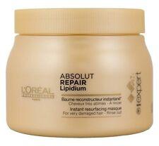 L'Oreal Hair Treatment Masque Absolut Repair Lipidium Mask 500ml