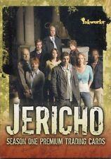 Jericho Season 1 Mini Master Base & 3 Chase Sets