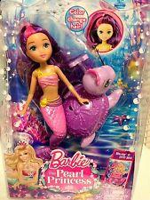 Barbie The Pearl Princess Mermaid Doll with Sea Turtle...New