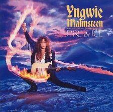 Fire & Ice by Yngwie Malmsteen (CD, Feb-1992, Elektra (Label))