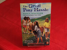Great Pony Hassle by Nancy Springer