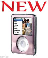 BELKIN Metal Hard Case for iPod 3rd Gen 3G NANO Pink