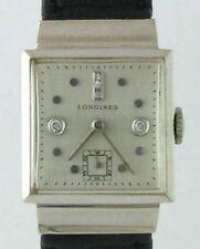Vintage & Modern Gents & Ladies Longines Wrist Watch Repair & Overhaul & Service