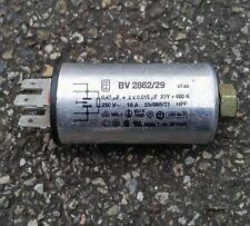 KondensatorAnlaufkondensator Waschmaschine Orginalteil MieleHydromatic W698-W711