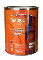 NEU Owatrol Öl Kriechöl Rostschutz Holzschutz in 1 Liter Dose 1,0L