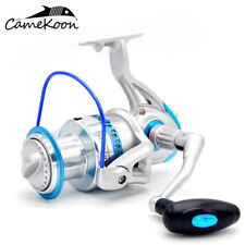 Camekoon Spinning Fishing Reel High Speed Smooth Saltwater Reel Inshore Ice Carp