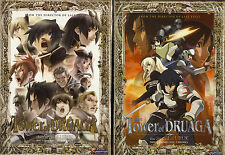 The Tower Of Druaga:Complete Series. Fantasy Anime. Brand New In Shrink!