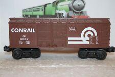 O Scale Trains Lionel Conrail Box Car 9037