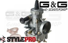 stylepro TUNING carburateur 24mm VM24 POUR YAMAHA DT50 DT MX ST 50