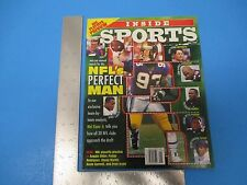 Vintage May 1998 Inside Sports Magazine NFL`s Perfect Man 80 pgs. M599
