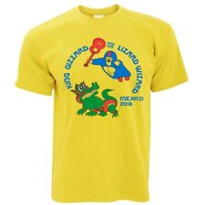 Mexico 2018 t-shirt 100% cotton king gizzard tour rock prog psychedelic nonagon
