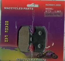 Yamaha Disc Brake Pads XT250X 2006 & 2008-2010 Rear (1 set)