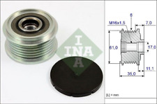 Generatorfreilauf für Generator INA 535 0022 10