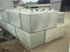 Interlocking Concrete Blocks 1200mm x 600mm x 600mm