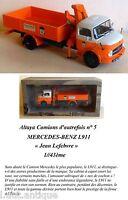 Camions d'autrefois ALTAYA - 1/43ème (au choix)