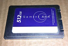 Convergent Design 512GB SSD Solid State Drive Card 4 Gemini 4:4:4 Video Recorder