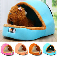 """Soft Pet Dog Cat Bed Cushion Puppy House Warm Basket Toy Ball Kennel Mat  """"+