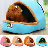 Soft Pet Dog Cat Bed Cushion Puppy House Warm Basket Toy Ball Kennel Mat