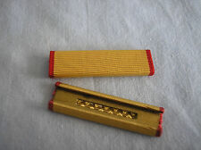 SERVICE RIBBON - COAST GUARD GOLD LIFESAVING AWARD