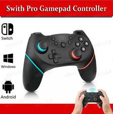 Mando Controlador Gamepad Inalámbrico Nuevo Pro Remoto para Nintendo Switch Consola Qi