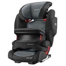 Recaro Monza Nova IS Seatfix Group 1/2/3 Car Seat - Carbon Black