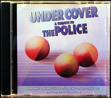 Under Cover: A Tribute to The Police by Various Artists (CD, Passion Music)