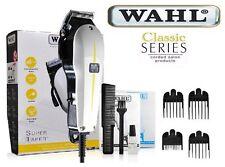 Maquina wahl classic super taper professional razor shaving shave clipper