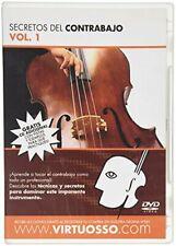 Virtuosso Curso De Contrabajo Vol.1