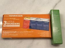 OLE HENRIKSEN 3 LITTLE WONDERS 7 DAY TRANSFORMATION & FIND YOUR BALANCE CLEANSER