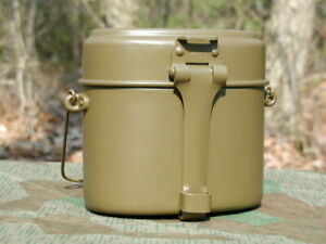 German WWII Graugrün SPRAY PAINT For Mess Kits 1941 To 1945