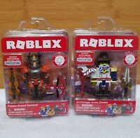 Roblox Action Collection Bundle: Flame Guard General & Archmage Arms Dealer