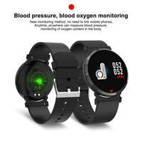 E28 Fitness Tracker Sport Frequenza Cardiofrequenzimetro OROLOGIO SMARTWATCH Nuo