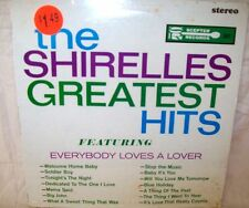"SHIRELLES~""GREATEST HITS-1""~*SEALED* ORIG.U.S.PRESS SCEPTER-504-STEREO LP!!!"