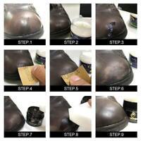 Lederreparatur-Spachtelmasse für die Lederrestaurierung Risse Verbrennungen Neu